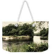 Waccamaw River Weekender Tote Bag