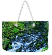 Wachlella Falls Columbia River Gorge National Scenic Area Oregon Weekender Tote Bag