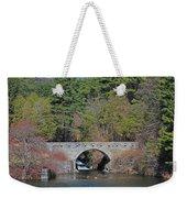 Wachusett Reservoir Spillway 6 Weekender Tote Bag
