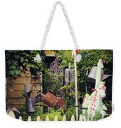 Wacky Watering Can Garden Weekender Tote Bag