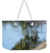 Wading Bird Weekender Tote Bag