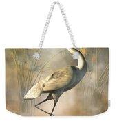 Wading Egret Weekender Tote Bag