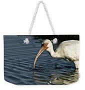 Wading Ibis Weekender Tote Bag