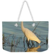 Wading The Pond Weekender Tote Bag