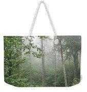 Waft Of Mist - Shenandoah Park Weekender Tote Bag