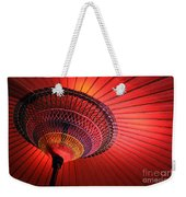 Wagasa Weekender Tote Bag by Delphimages Photo Creations