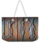 Wages Of Sin Weekender Tote Bag by John Malone