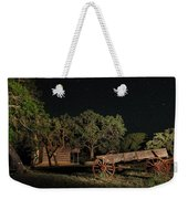 Wagon And Stars 2am 115859and115863_stacked Weekender Tote Bag