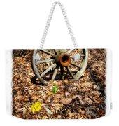 Wagon Wheel Daffodil Weekender Tote Bag