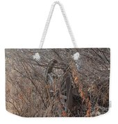 Wagon Wheel_7449 Weekender Tote Bag