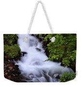 Wahkeena Falls In Oregon Weekender Tote Bag