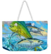 Wahoo Mahi Mahi And Tuna Weekender Tote Bag