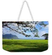 Waiahole Oahu Hawaii Weekender Tote Bag