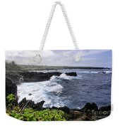 Waianapanapa Pailoa Bay Hana Maui Hawaii Weekender Tote Bag