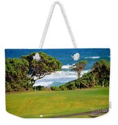 Wailua Golf Course - Hole 17 - 2 Weekender Tote Bag