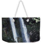 Wailua Waterfall  Weekender Tote Bag