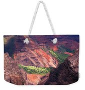 Waimea Canyon 3 Weekender Tote Bag