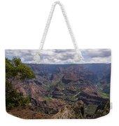 Waimea Canyon 5 - Kauai Hawaii Weekender Tote Bag