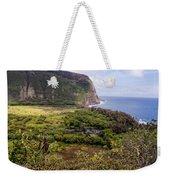 Waipi'o Valley Weekender Tote Bag