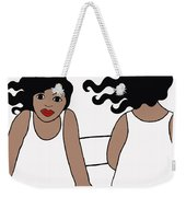 Waiting 1 Weekender Tote Bag