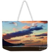 Waiting For A Bite Weekender Tote Bag