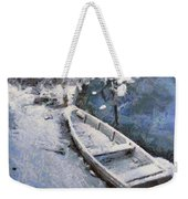 Waiting For A Spring Weekender Tote Bag