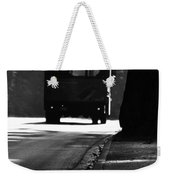 Waiting For Charlie Weekender Tote Bag