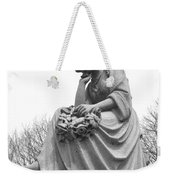 Waiting For Eternity Weekender Tote Bag