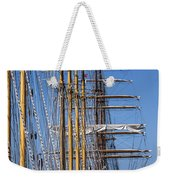 Waiting For Good Winds Weekender Tote Bag