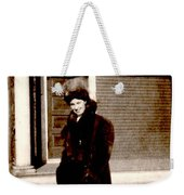 Waiting For My Driver Weekender Tote Bag