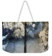 Waiting For Santa 2 Weekender Tote Bag