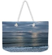 Waiting For Sunset Weekender Tote Bag