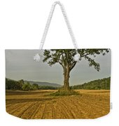 Waiting For The Corn Weekender Tote Bag