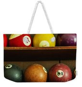 Waiting For The Game Weekender Tote Bag
