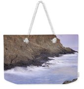 Waiting For The Moon Weekender Tote Bag