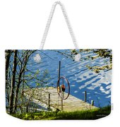 Waiting For The Return Weekender Tote Bag