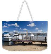 Waiting For The Weekend Weekender Tote Bag