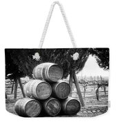 Waiting For Wine Season Weekender Tote Bag
