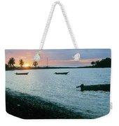 Waitukubuli Sunset Weekender Tote Bag