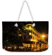 Waldorf In Neon Weekender Tote Bag