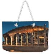 Wales Millennium Centre Weekender Tote Bag