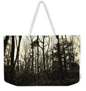 Walk Into Nature Weekender Tote Bag