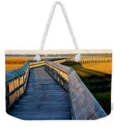 Walk Into The Sound Weekender Tote Bag