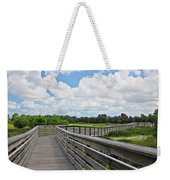 Walk On Wetlands Weekender Tote Bag