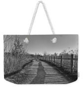Walk This Way... Weekender Tote Bag