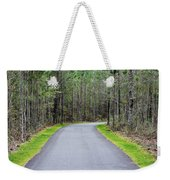Walk Through The Forest Weekender Tote Bag