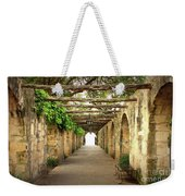 Walk To The Light Weekender Tote Bag