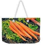 Walk With God - Garden Quote Weekender Tote Bag by Edward Fielding