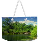 Walk With Me To The Other Side Weekender Tote Bag