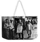 Walking Billboard Nevada Club Reno Nevada 1977 Weekender Tote Bag